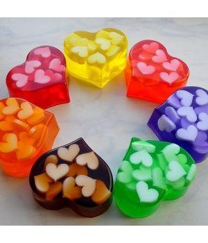 Мыльная основа DA Soap прозрачный 20кг (9,6р/кг)