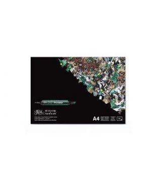 """Альбом для маркеров """"Winsor&Newton"""" (склейка), 50 л, 75 гр/м.кв"""