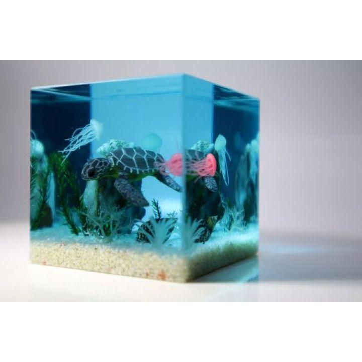Ультра прозрачная эпоксидная смола Crystal Ultra 21 комплект 1.05кг