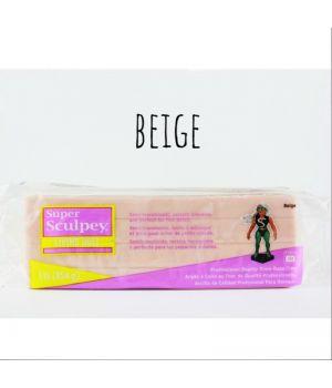 "Полимерная глина Super Sculpey Living Doll ""Beige"" (бежевый)"