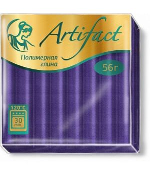 Artifact Glitter с эффектом блёстки фиолетовый 273