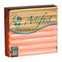 Пластика - полимерная глина 56г классический Светлый абрикосовый 124