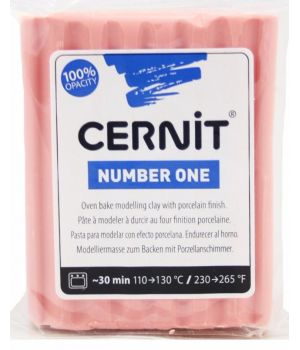 "Пластика ""Cernit № 1"" 56-62 гр.476 английская роза"