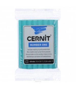 """Пластика """"Cernit № 1"""" 56-62 гр.280 ярко-бирюзовый"""