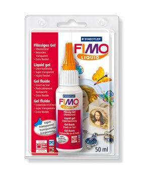 Гель 50 мл FIMO lequid размягчитель (8050-00BK)