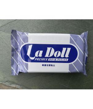 Самозастывающая глина для кукол La Doll Premix 120 гр. НОВИНКА! МАЛЕНЬКАЯ ПАЧКА!