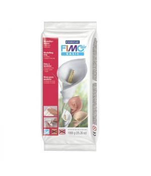 Глина для лепки FIMO air basic, 1000 г, белый (8101-0)
