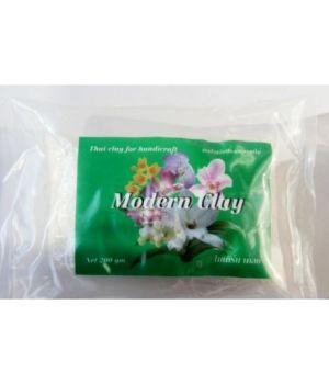 ModeRn Clay (зеленая пачка) 200 г. (для крупных)