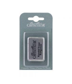 Ластик-клячка CretaColor в блистере, цвет серый