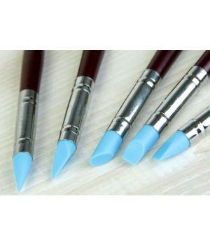 Инструменты для моделирования и придания формы, набор 5 шт, 16,5 см (2291557)