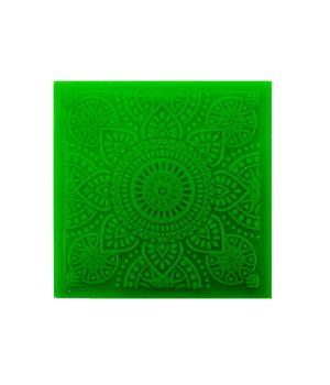Текстурный коврик 90*90*3мм Астра 560204