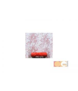 """Насадка на ролик, текстурная, резина 7"""", CGSF8100#070"""