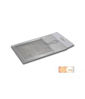Сито стальное, прямоугольное,13*9 см CGC-50#48
