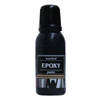 Краситель, паста для эпоксидной смолы KolerPark 20мл черная