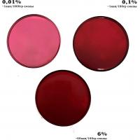 Спиртовой краситель, чернила для эпоксидной смолы KolerPark 20мл малиновый