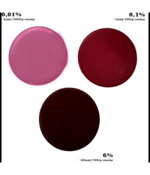 Краситель, паста для эпоксидной смолы KolerPark 20мл розовая