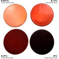 Спиртовой краситель, чернила для эпоксидной смолы KolerPark 20мл рыжий (оранжевый)