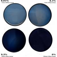 Спиртовой краситель, чернила для эпоксидной смолы KolerPark 20мл сапфировый (синий)