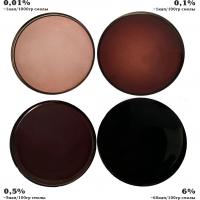 Спиртовой краситель, чернила для эпоксидной смолы KolerPark 20мл коричневый