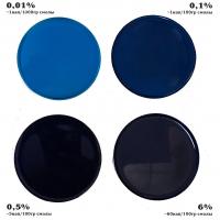 Краситель, паста для эпоксидной смолы KolerPark 20мл синяя