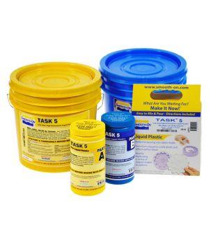 Полиуретановый пластик с улучшенными физико-механическими и техническими характеристиками TASK 5  (8.16кг)