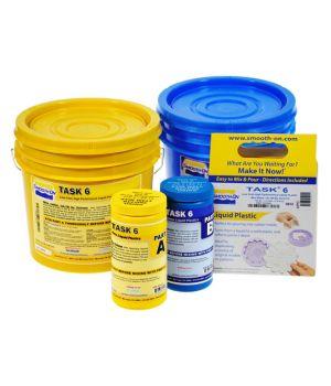 Полиуретановый пластик с улучшенными физико-механическими и техническими характеристиками TASK 6  (0.9кг)