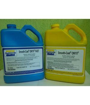 Жидкий полиуретановый пластик Smooth-Cast ONYX FAST (7.5кг)