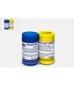 Жидкий полиуретановый пластик Smooth-Cast ONYX SLOW (0,99кг)