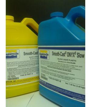 Жидкий полиуретановый пластик Smooth-Cast ONYX SLOW (7,5кг)
