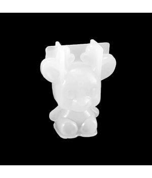 """Молд силиконовый 3D """"Олененок"""" 040521"""