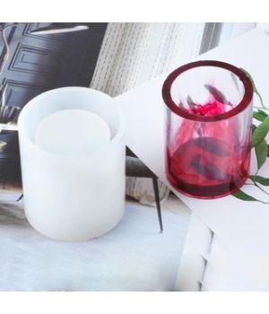 Молд силиконовый 3D стакан круглый 040524