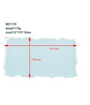 Молд силиконовый прямоугольный 17,5*31,5см 1720