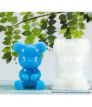 """Молд силиконовый 3D """"Медвежонок"""" D187-2"""