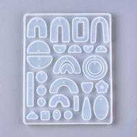 Молд силиконовый набор украшений 2809-01