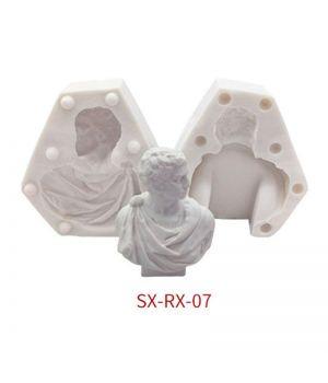"""Молд силиконовый 3D """"Brewus"""" 7.7*7см S3-9"""