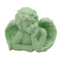 Молд силиконовый Ангел 11,8*8,8см Z603