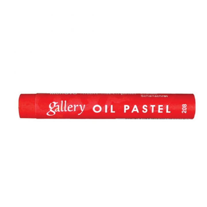 "Масляная мягкая пастель ""Gallery Oil"" серии MOPV от MUNGYO поштучно 6 шт./упак."