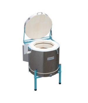Печь для обжига керамики ROHDE Ecotop 43 L + TC 304