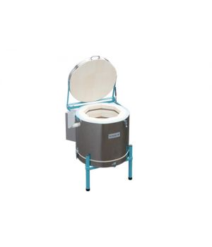 Печь для обжига керамики ROHDE Ecotop 60 S + TC 304