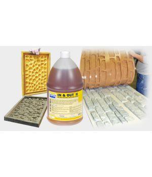 Разделительный состав для бетона и гипса IN-OUT II  (3,36 кг)