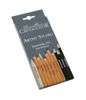 """Набор художественных карандашей CretacoloR """"Artist Studio Line"""""""