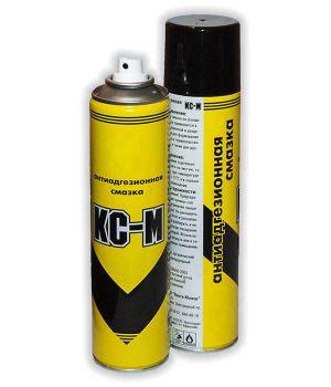 Касторовая аэрозольная смазка КС-М