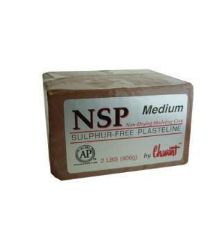 Пластилин NSP Medium (средней твердости)
