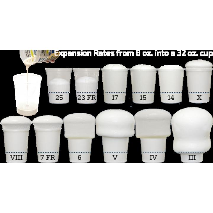 Пенополиуретан двухкомпонентный мягкий Flex Foam-iT V (0,88 кг)